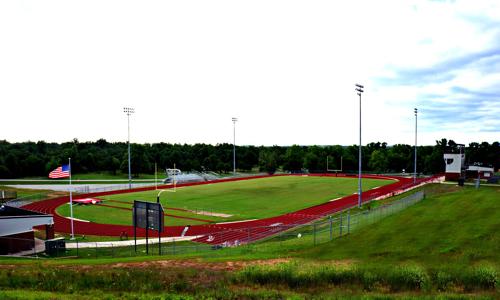 Luther Public Schools Football Stadium
